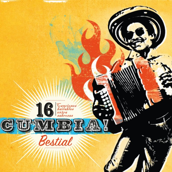CUMBIA BESTIAL | VARIOUS ARTISTS